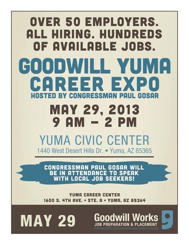 Goodwill Career Expo